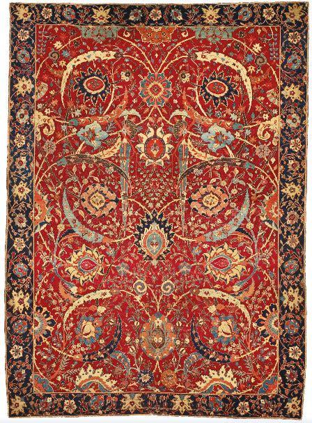 aste tappeti persiani record all asta di sotheby s per tappeto persiano antico