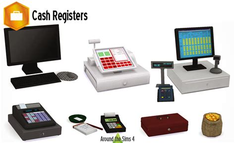 sims 4 electronics downloads sims 4 updates around the sims 4 custom content download cash registers