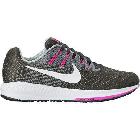 wide athletic shoes for nike air zoom structure 20 running shoe wide s