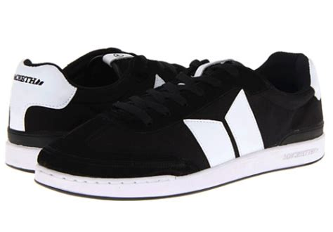 Harga Macbeth Madrid Black White macbeth madrid black white suede canvas rock shop