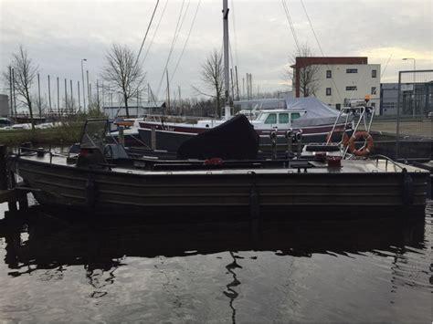 opduwertje boot te koop legerboot opduwer