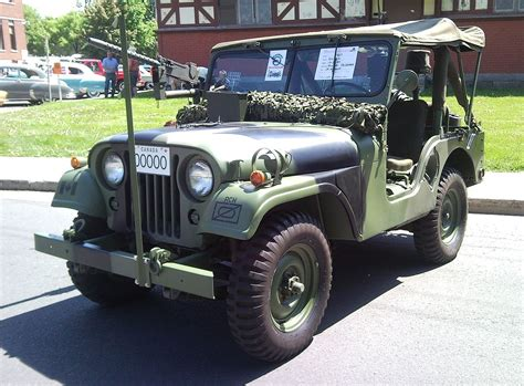 kaiser willys jeep willys m38a1
