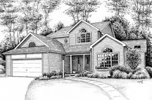 residential ink home design drafting pen and ink pens and ink on pinterest