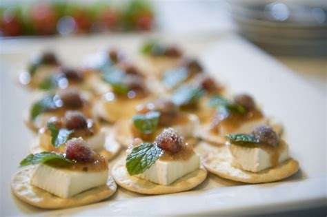 appetizers for a dinner cranberry brie bites for easy appetizers the flavorful