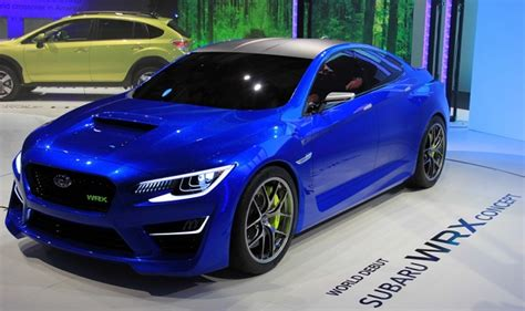 Subaru Sti 2017 Horsepower by 2017 Subaru Wrx Sti Pictures And Specifications