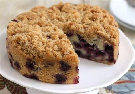 blueberry cake recipes blueberry buckle cake recipe