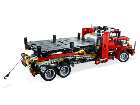 lego technic truck flatbed truck 8109 technic brick browse shop lego 174