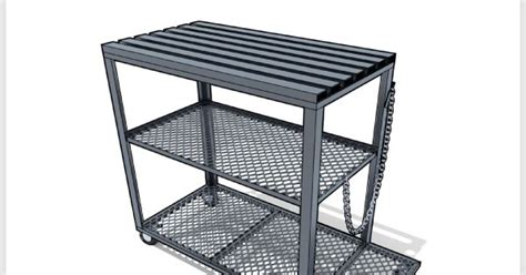 eastwood welding cart with drawers downloadable plans to create a welding cart welding table
