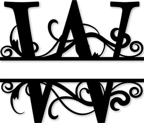 monogram template free pin by wendy costa on letter quot w quot for wendy