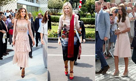 Our Favorite Style Clicks Of The Week The Rack Stylewatch Peoplecom 5 by Week S Best Royal Style Rania Maxima Kate