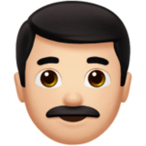 man light skin tone emoji uf uffb