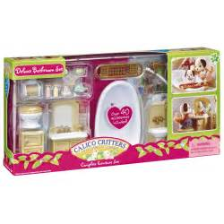 calico critters bathroom set calico critters deluxe bathroom set qc supply