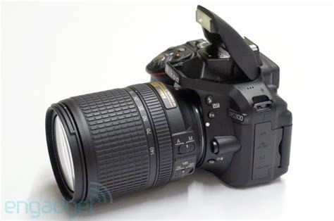 nikon d5300 is the company s dslr with built in wifi ships this month for 800 on