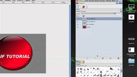 tutorial gimp for mac gimp mac 11 176 tutorial corso avanzato le gif by magick mov