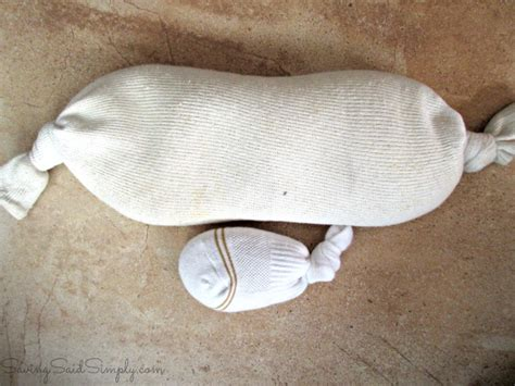 diy sock heating pad diy no sew heating pad raising whasians