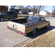Privately Owned 1987 El Camino Conquista Is In Great