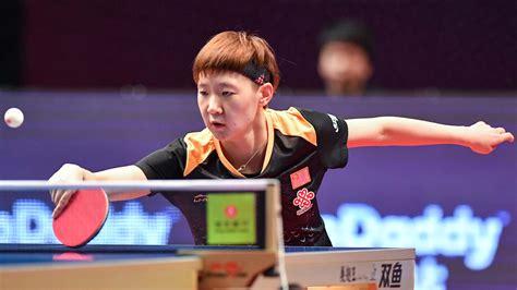 wang chen table tennis wang and chen set up all at ittf hong kong open