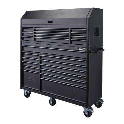 Husky 52 In 6 Drawer Tool Chest Htc5206 The Home Depot by Tool Chest Combos Tool Chests Tool Storage Tools