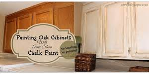 hometalk painting over oak cabinets without sanding or