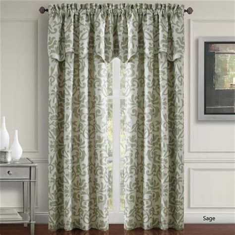 sage window curtains window treatments