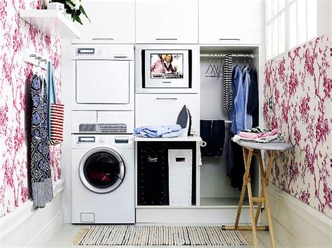 laundry room wallpaper 30 coolest laundry room design ideas for today s modern homes