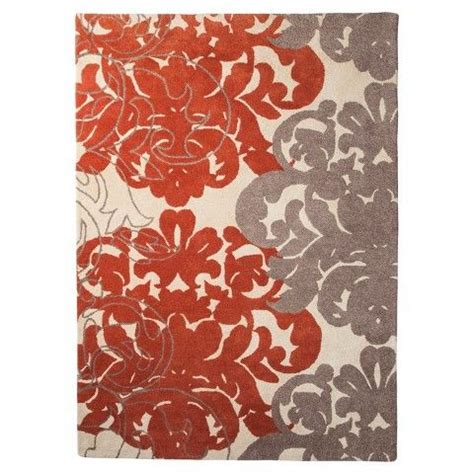 coral and grey rug threshold exploded damask area rug coral gray rugs coral rug gray and area rugs