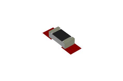 r 0603 resistor 0603 resistor stl other 3d cad model grabcad