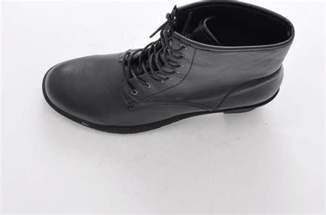Boots Dg 24 kj 248 p sthlm dg laced boots svarte sko brandos no