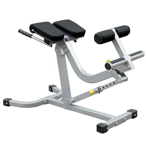 impulse ifah adjustable hyperextension bench mifitness