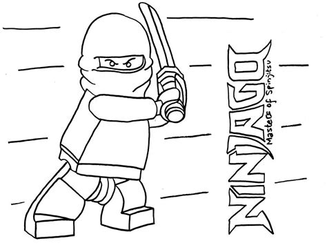 coloring in pages ninjago free printable ninjago coloring pages for kids