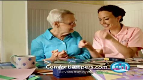 comfort keepers sodexo comfort keepers tv commercial use a hand ispot tv