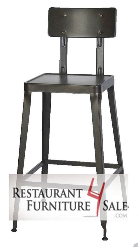 Industrial Bar Stool With Back 24 Best Images About Bar Stools On Pinterest Bar Stools With Backs Industrial Bar Stools And