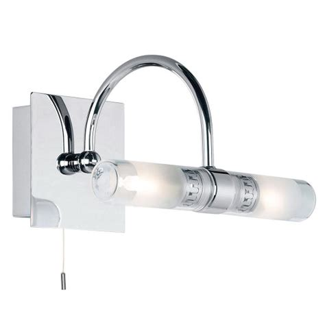 Endon Over Mirror Light 447 Chrome Enluce Bathroom Wall Bathroom Lighting Centre