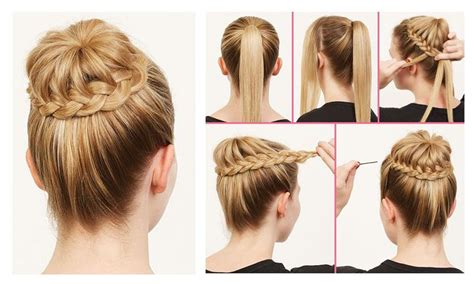 hairstyles jora tutorial hairstyles step by step images easy steps for lazy girls
