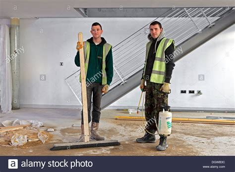 cleaner jobs glasgow general labourers and cleaners working in a building site