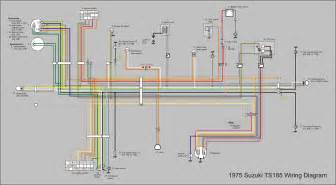 Suzuki Wiring Diagram Original Suzuki Ts Tc Tm Forum Slideshow For Ts185