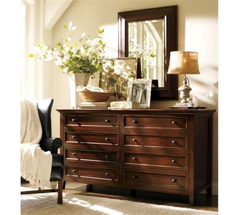mirror over dresser ideas hudson extra wide dresser dressers hanging mirrors and