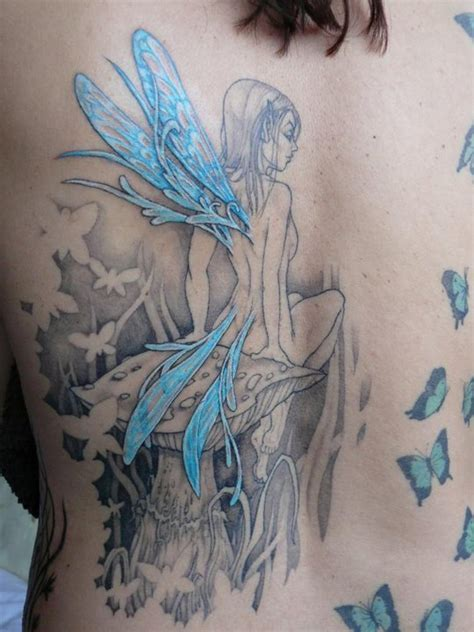 tattoo butterfly fairy girls tattoos que tattoo gallery by audrey law