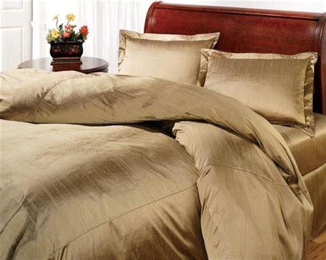 buying a down comforter 100 pure silk dupioni fabric 54 quot dessert sand color slubs