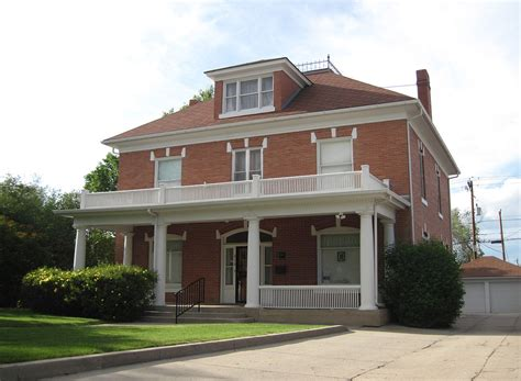 wyoming house bishop house casper wyoming wikipedia