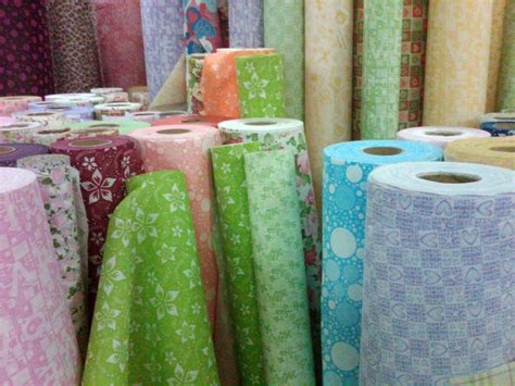 Kain Spunbond Tipis spunbond fabric