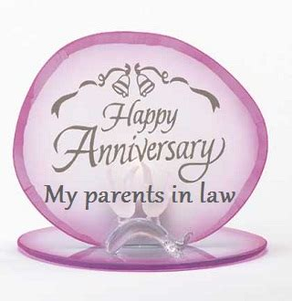 Wedding Anniversary Wishes For Inlaws by Happy Anniversary Wishes To Parents In