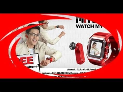 Smartwatch Gelang Hq mito s500 watchphone my daily vlog doovi
