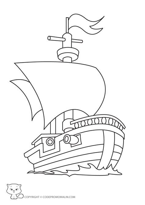 dessin facile bateau pirate dessin voile bateau pirate