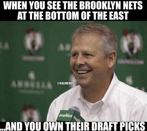 Celtics Memes - the boston celtics have a bright future thanks nets