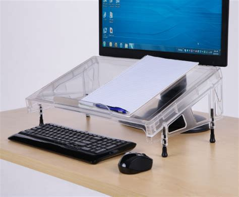 Microdesk Document Holder Datanet Desk Stand For Papers