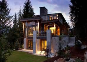 Custom Modern Home Plans Rustic Contemporary Homes Beautiful Pictures Photos Of