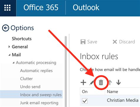 Office 365 Outlook Mail Forwarding Office 365 Stop Drexel Email From Forwarding To Gmail