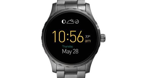Fossil Qmarshall fossil q wander and q marshal available in the u s for 295 phonesreviews uk mobiles apps