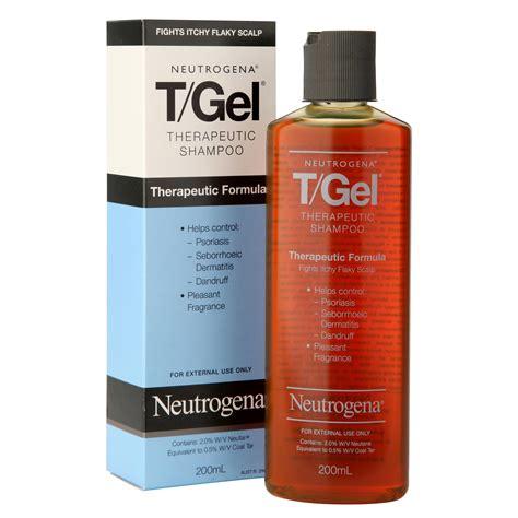 neutrogena t gel daily 2 in 1 anti dandruff